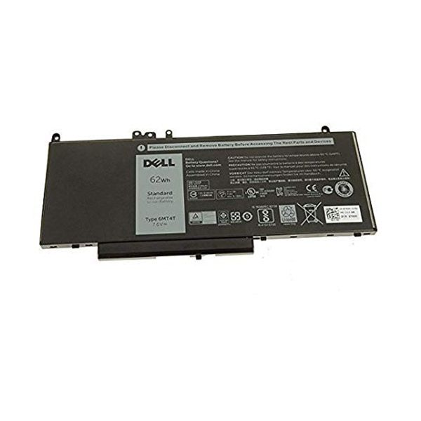 Dell Battery Primary 4-CELL 62WHR Cus Kit 451-BBUQ