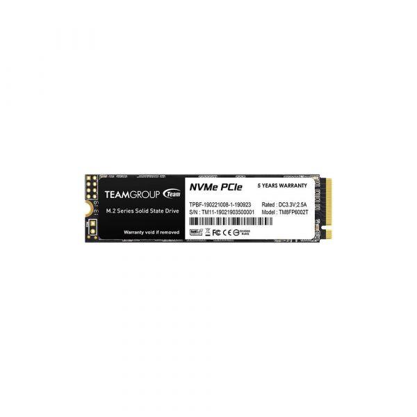 Team Group 512GB MP33 M.2 NVMe - TM8FP6512G0C101