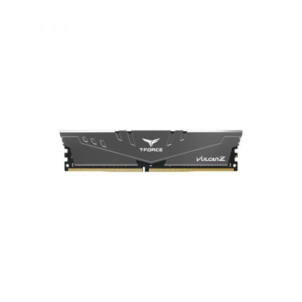 Memória RAM Team Group 16GB (2 x 8GB) DDR4 3200MHz Vulcan Z Grey CL16 - TLZGD416G3200HC16C