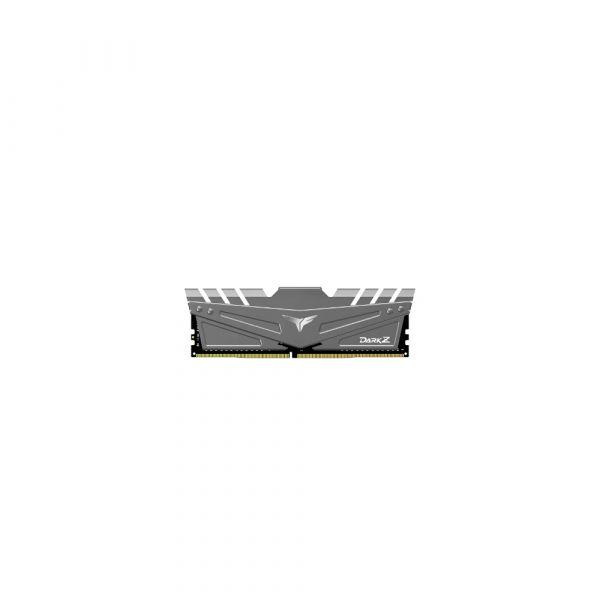 Memória RAM Team Group 16GB (2 x 8GB) DDR4 3600MHz Dark Z Grey CL18 - TDZGD416G3600HC18J