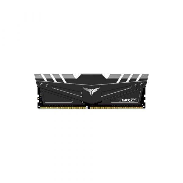 Memória RAM Team Group 16GB (2 x 8GB) DDR4 3600MHz Dark Za CL18 - TDZAD416G3600HC18J