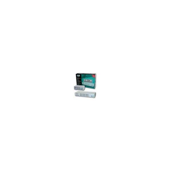 Digitus KVM 2 Portas Ps2 Audio, Controle Rato - 75457670