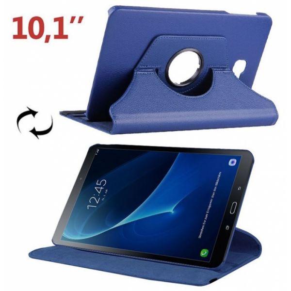 "Capa Flip Book Samsung Galaxy Tab A (2016) 10.1"" (Samsung T580, Samsung T585) Azul"
