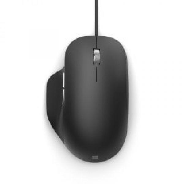 Microsoft Rato Ergonomic Mouse USB Black - RJG-00003