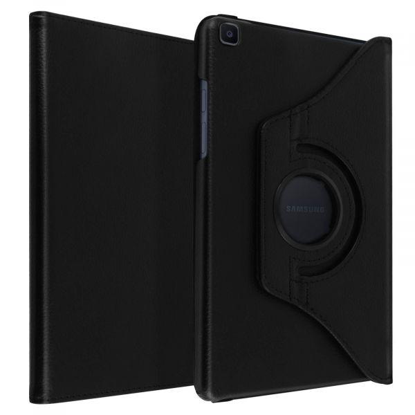 Avizar Capa Livro Samsung Galaxy Tab a 8.0 2019 Giratória 360º F. Suporte Preto FOLIO-360-BK-T290