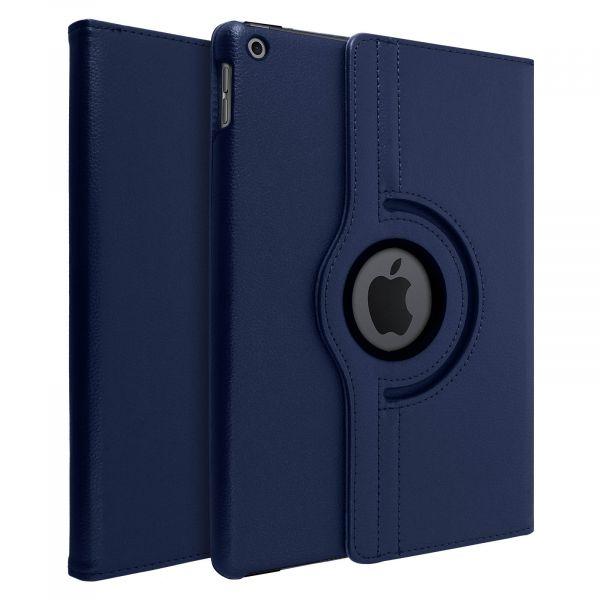 Avizar Capa Livro Apple ipad 2019 10.2 Giratória 360º F. Suporte Azul Escuro FOLIO-360-NT-IP102