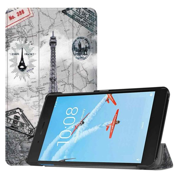 Capa Flip Lenovo Tab E7 TB-7104F 7'' Paris
