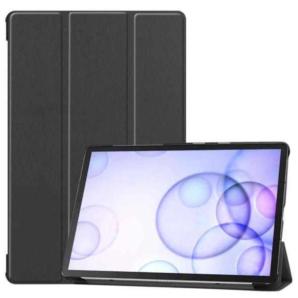 Capa Flip para Samsung Galaxy Tab S6 10.5 T860 T865 Black