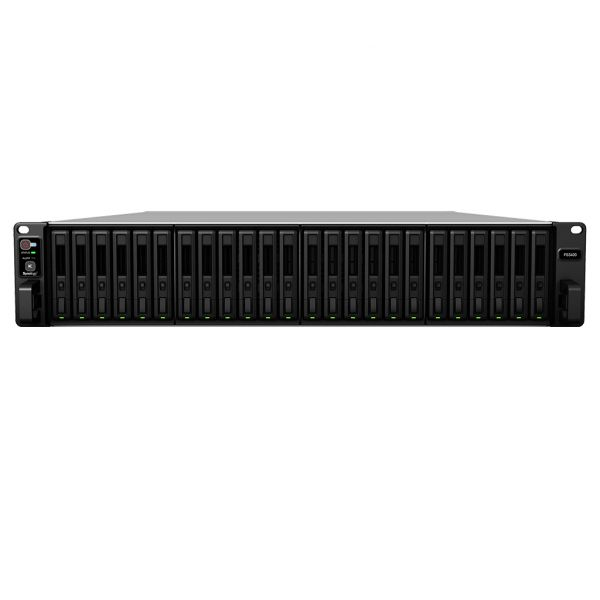 Synology FS3400 Octacore CPU + 16GB ECC