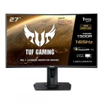 "Monitor Asus 27"" TUF Gaming VG27WQ 165Hz FreeSync 1ms"