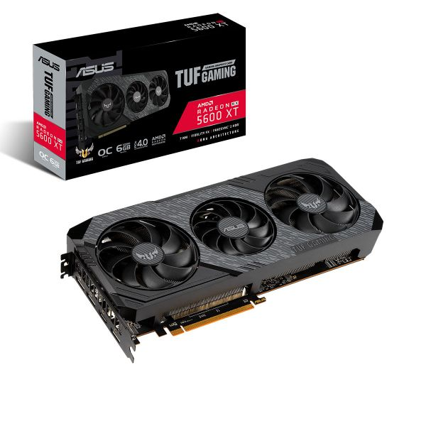 Asus TUF Gaming X3 Radeon RX 5600 XT 6GB OC GDDR6 - 90YV0EA0-M0NA00