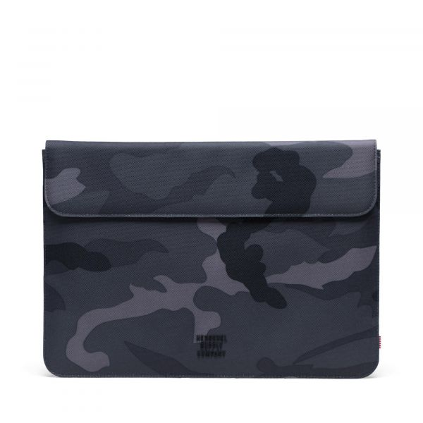Herschel Supply Co. Spokane Sleeve for MacBook Night Camo Tamanho:13
