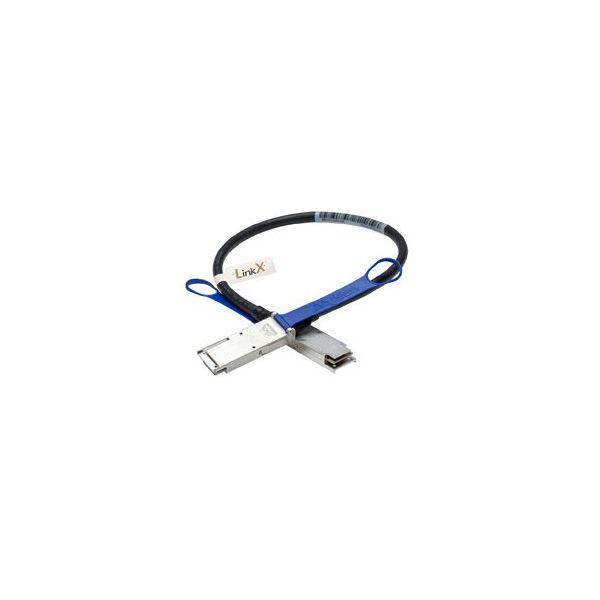 Mellanox ActFibCabETH 100GbE 100Gb/s QSFP LSZH 5m - MFA1A00-C005