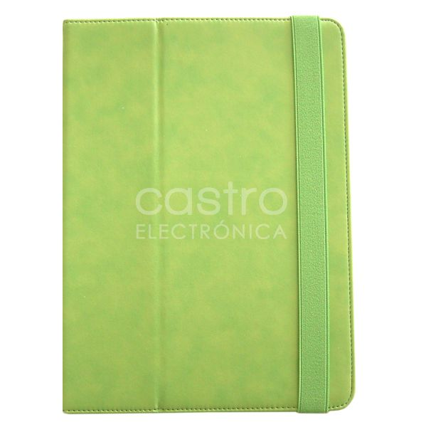ProFTC Capa/proteção Transporte P/ Tablet 9' (verde) - ELASTIC-CASE-9-VRD