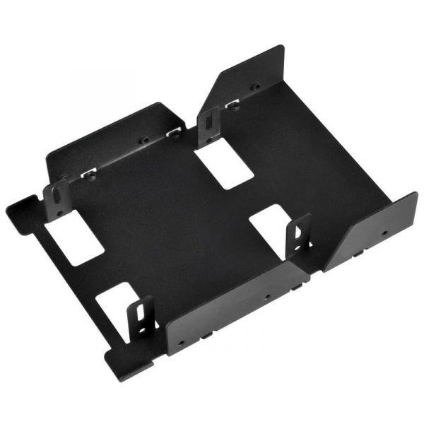 """Silverstone SDP08B-E Adaptador 3.5"""" para 2.5"""" Black - SST-SDP08B-E"""