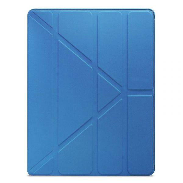 Unotec Capa Origami Blue para iPad 2/3/4 - 40.0837.05.00