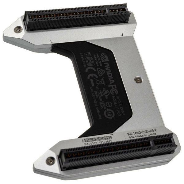 Nvidia GeForce RTX NVLINK Bridge 4 Slot 80mm - 900-14933-2500-000
