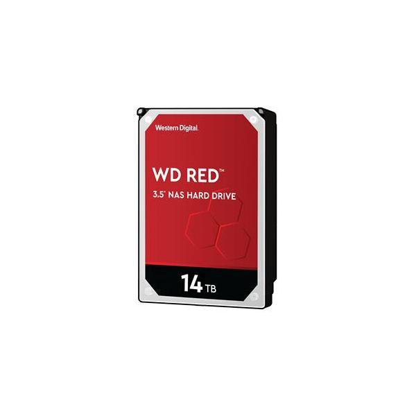 Western Digital 14TB Red 512MB 5400rpm SATA III - WD140EFFX
