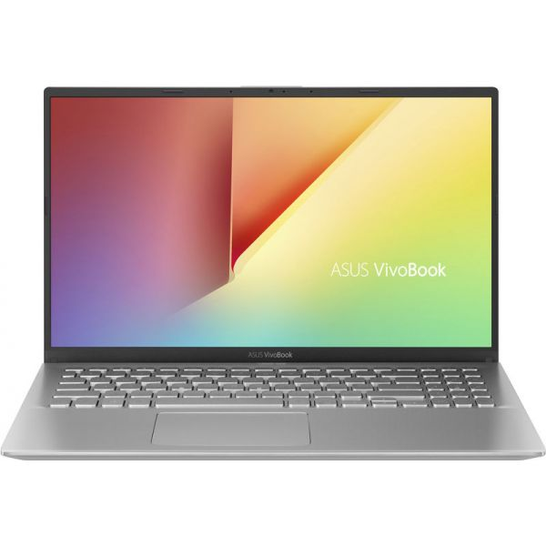 "Portátil Asus Vivobook F512JP-50BM3SB1 15.6"" i5-1035G1 8GB 512GB Cinza - 90NB0QW2-M00130"