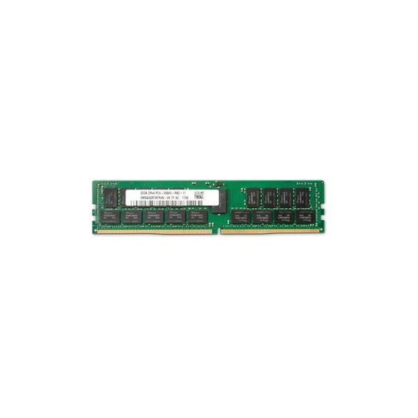 Memória RAM HP 32GB DDR4-2666 (1x32GB) ECC RegRAM - 1XD86AA