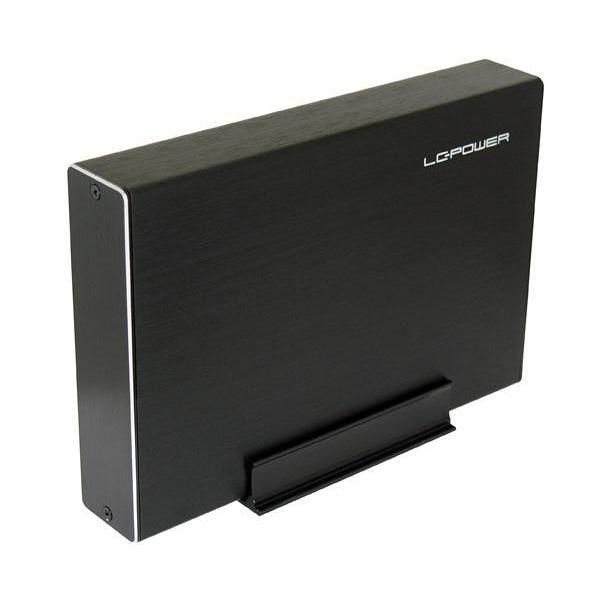 LC Power LC-35U3-Becrux-C1 USB 3.1 Type C / 3,5 SATAIII - LC-35U3-Becrux-C1