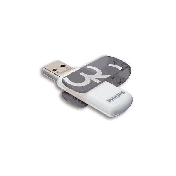 Philips 32GB Pen Vivid Edition Grey USB 2.0