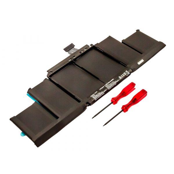 Bateria Compatível Macbook Pro 2013 Apple (8460mAh) - BCE53714