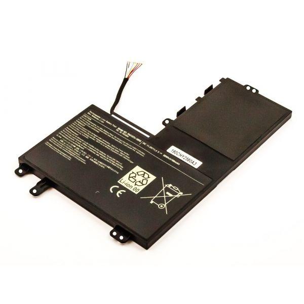 Bateria Compatível PA5157U-1BRS Toshiba (4160mAh) - BCE53913