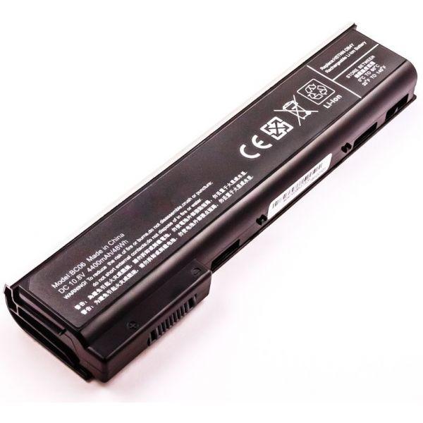 Bateria Compatível 718755-001, CA06, CA06XL, CA09, HSTNN-DB4Y, HSTNN-IB4W, Etc hp (4400mAh) - BCE53732