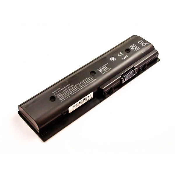 Bateria Compatível 671567-421, 671567-831, 671731-001, 672326-421, H2L55AA, Etc hp (4400mAh) - BCE50547
