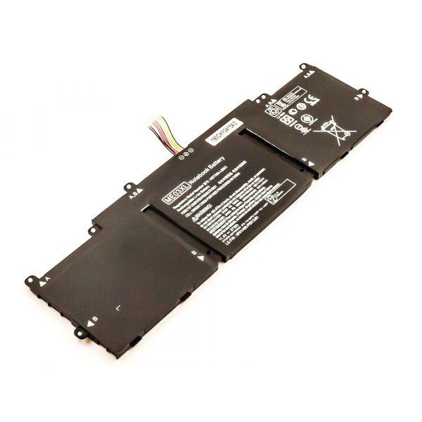 Bateria Compatível 787089-541, 787521-005, HSTNN-UB6M, ME03XL hp (3250mAh) - BCE53954