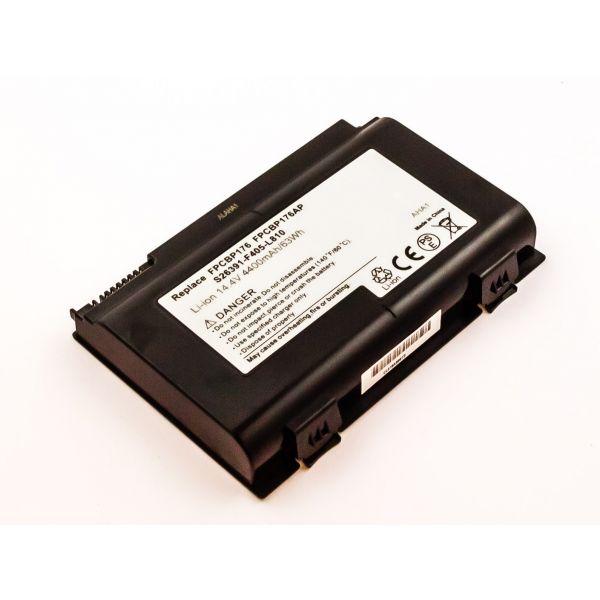 Bateria Compatível CP335319-01, FPCBP176, FPCBP176AP, FPCBP199AP, Etc Fujitsu (4400mAh) - BCE53713