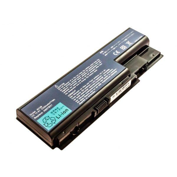 Bateria Compatível Aspire, Extensa, Travelmate Acer (5200mAh) - BCE52792