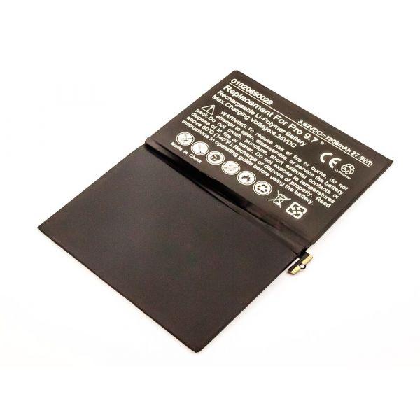 Bateria Compatível ipad Pro 9.7 Apple (7306mAh) - BCE53841