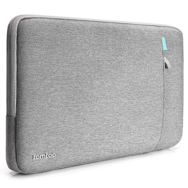 """Tomtoc Sleeve Versatile para Macbook Pro 16"""" Cinzento"""