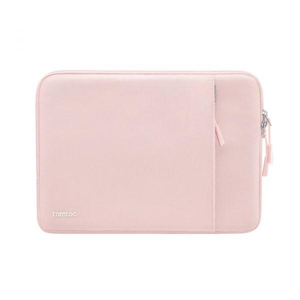 "Tomtoc Sleeve Versatile para Macbook Pro 13"" Rosa Bebé"