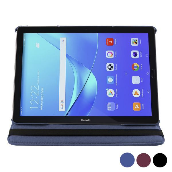 "Contact Capa para Tablet Huawei M5 Lite Contact 360º 10,1"" Azul - S1904119"