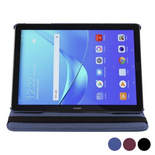 "Contact Capa para Tablet Huawei M5 Contact 360º 10,8"" Vermelho - S1904123"