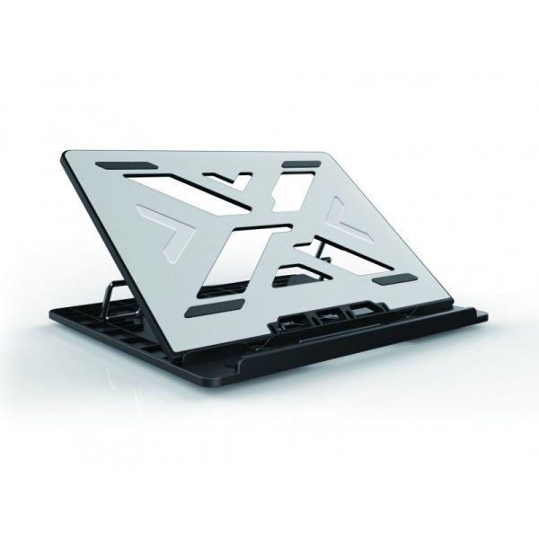 Conceptronic Coller para Portátil Ergo S Aluminum - 110505507
