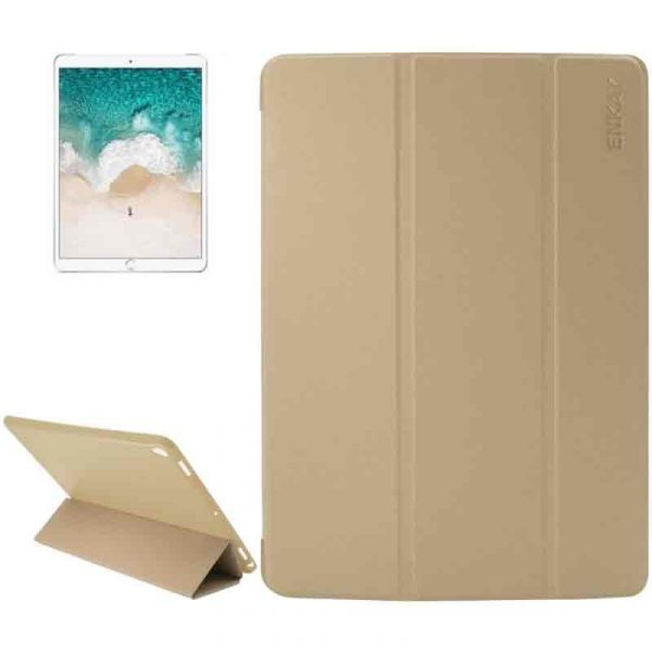 Capa Flip Tablet Ipad 10.2 2019 Gold