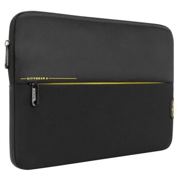 "Targus CityGear 11.6"" Laptop Sleeve Black - TSS929GL"