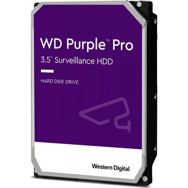Western Digital 10TB AV 3.5 SATA III Purple - WD102PURZ