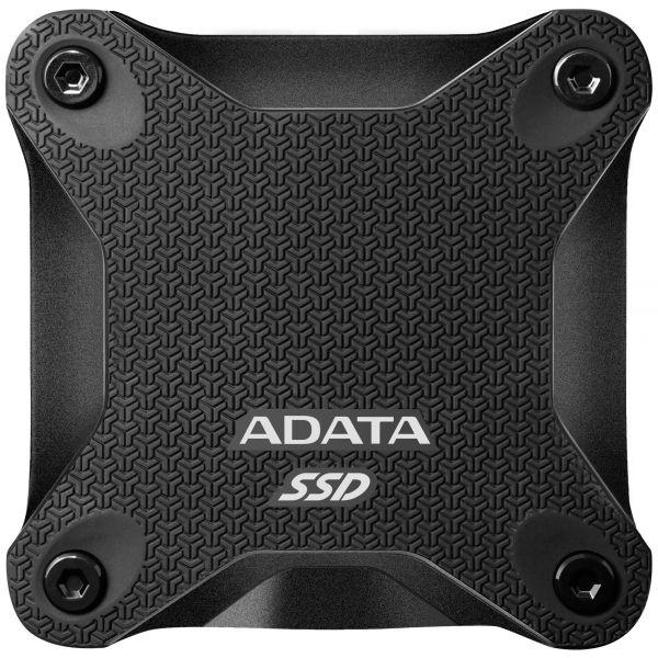 Disco Externo SSD ADATA 240GB SD600Q SSD USB 3.0 Black - ASD600Q-240GU31-CBK