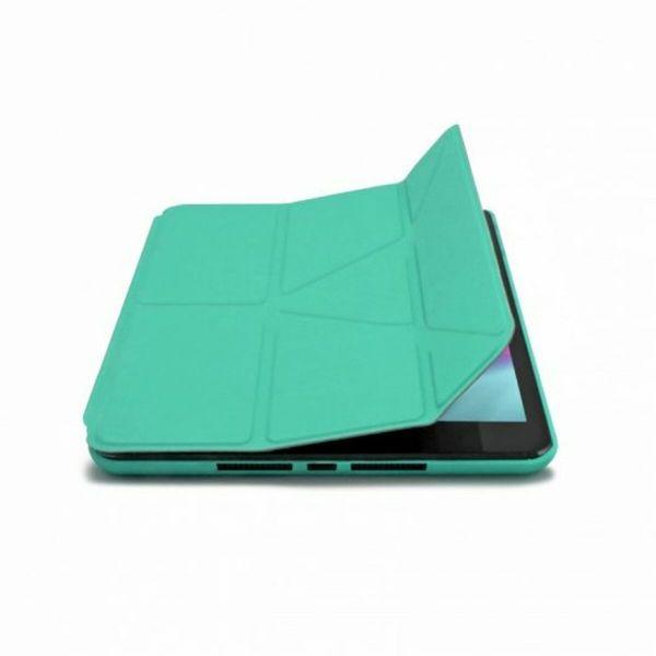 Unotec Capa Origami2 para iPad Mini 4/5 Green - 40.0978.04.00