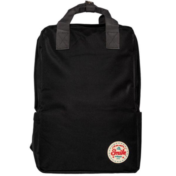 """Silver HT Mochila IT Bag Penny 15.6"""" Black"""