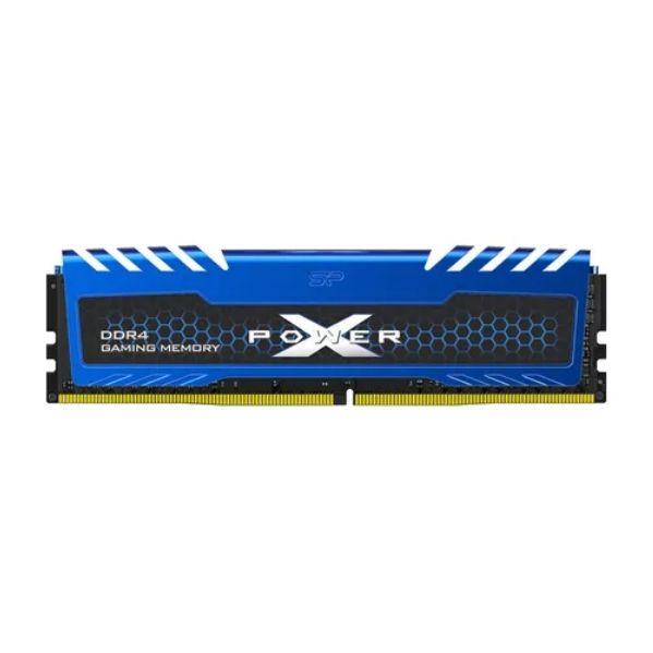 Memória RAM Silicon Power DDR4-3200 CL16 2x16GB UDIMM SP032GXLZU320 - SP032GXLZU320BDA