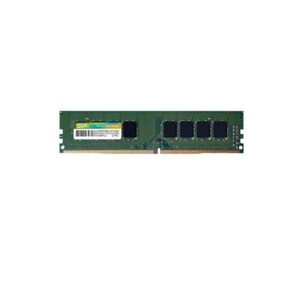 Memória RAM Silicon Power DDR4-2666 CL19 8GB UDIMM 1.2V SP008GBLFU266 - SP008GBLFU266B02