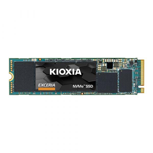 Kioxia 500GB SSD EXCERIA NVMe M.2 2280
