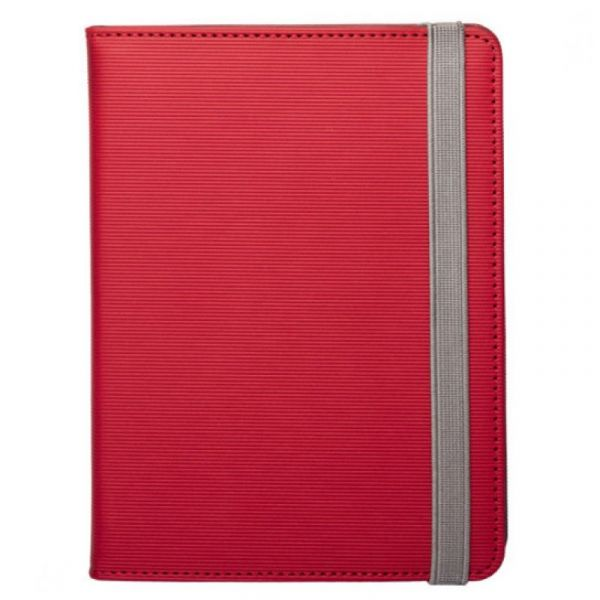 "SilverHT Capa Universal para Ebook de 6"" Red"