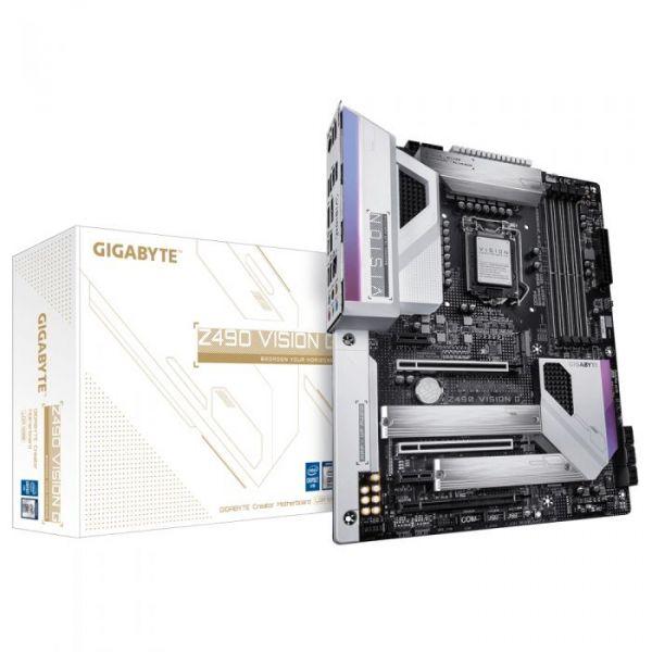 Motherboard GigaByte Z490 VISION G